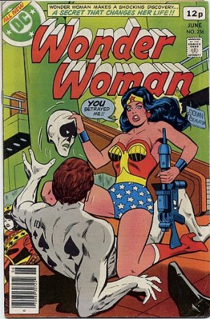 Wonder Woman # 256 Issues V1 (1942 - 1986)