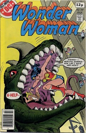 Wonder Woman # 257 Issues V1 (1942 - 1986)