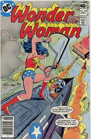 Wonder Woman # 258 Issues V1 (1942 - 1986)