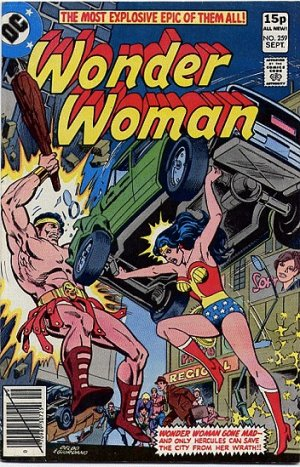 Wonder Woman # 259 Issues V1 (1942 - 1986)