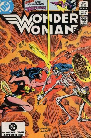Wonder Woman # 301 Issues V1 (1942 - 1986)