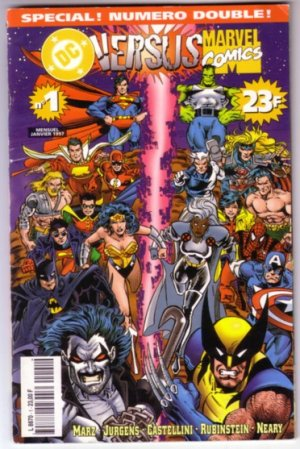 DC Versus Marvel édition Kiosque (1997 - 1998)
