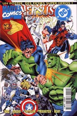 DC Versus Marvel # 2