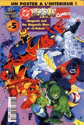 DC Versus Marvel # 5