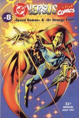 DC Versus Marvel # 8