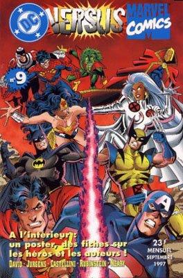 DC Versus Marvel # 9