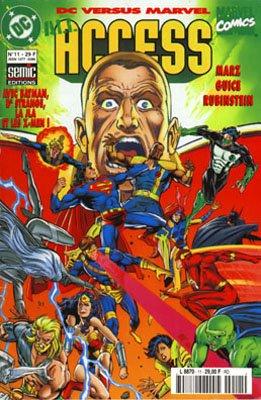 DC Versus Marvel # 11