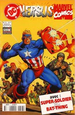 DC Versus Marvel T.13