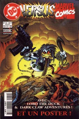 DC Versus Marvel # 14