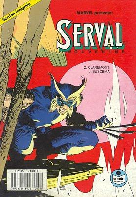 Serval édition simple