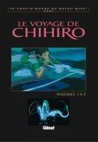 Le Voyage de Chihiro édition GLENAT  -  COFFRET