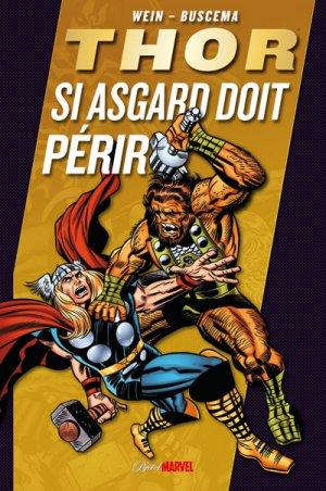 Thor - Si Asgard Doit Périr édition TPB Hardcover - Best Of Marvel