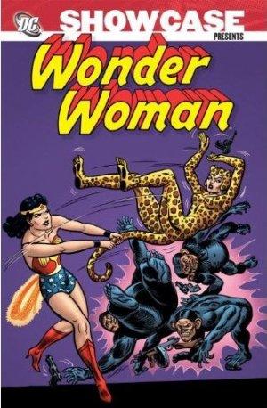 Wonder Woman # 4 TPB softcover (cartonnée)