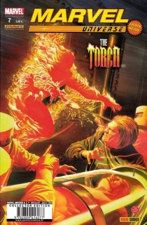 Marvel Universe Hors Série 7 - The Torch 1