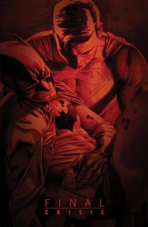 Final Crisis - Superman Beyond # 1 Simple