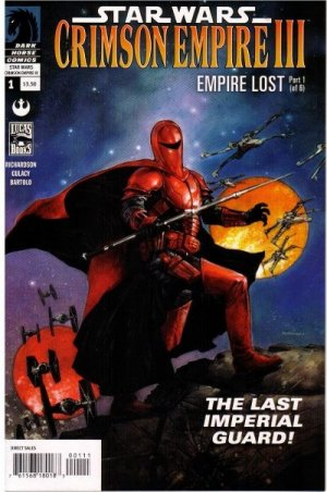 Star Wars - Crimson Empire III édition Simple