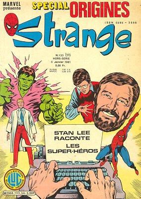 Amazing Fantasy # 133 Kiosque (1981 - 1988)