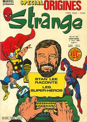 Thor # 136 Kiosque (1981 - 1988)