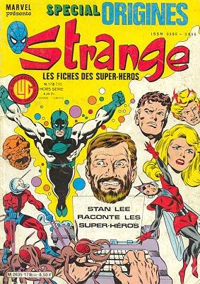 The Amazing Spider-Man # 178 Kiosque (1981 - 1988)