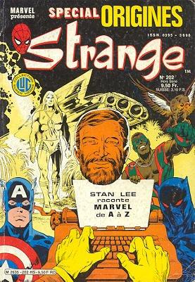 Captain America # 202 Kiosque (1981 - 1988)