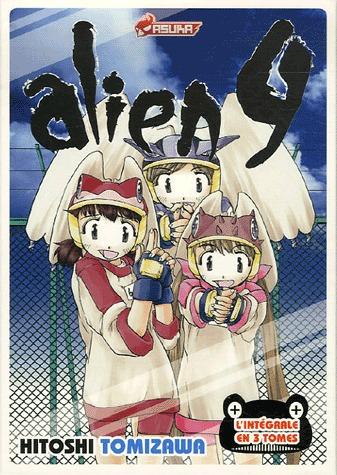Alien 9 édition COFFRET