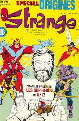 Avengers # 211 Kiosque (1981 - 1988)