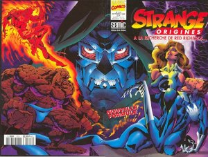 Strange Special Origines édition Kiosque (1989 - 1996)