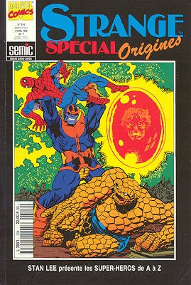 Marvel Two-In-One # 304 Kiosque (1989 - 1996)