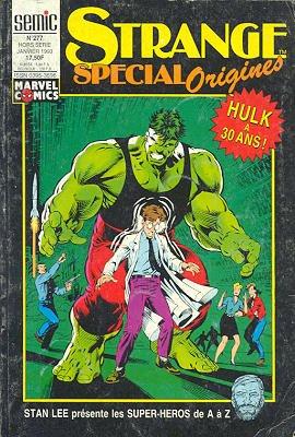 The Incredible Hulk # 277 Kiosque (1989 - 1996)