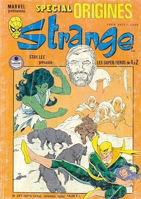 Marvel Premiere # 241 Kiosque (1989 - 1996)