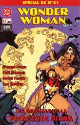 Wonder Woman # 21 Kiosque (1997 - 2005)