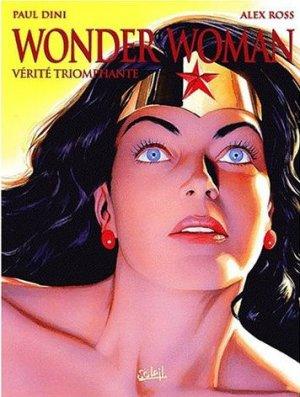 Wonder Woman - Vérité triomphante édition Deluxe