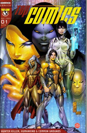 Top Comics édition Kiosque (2005-2006)