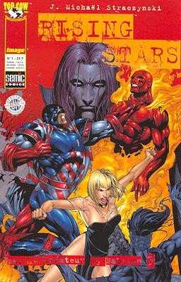 Rising Stars édition Kiosque (2000 - 2002)