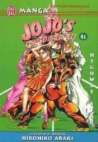 Jojo's Bizarre Adventure #41