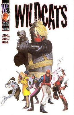 WildC.A.T.S édition Kiosque (1999 - 2000)