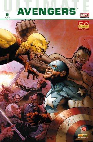 Ultimate Avengers 9