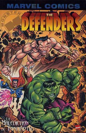 Defenders édition TPB softcover - Marvel Monster