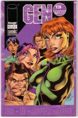 Gen 13 édition Kiosque (1993 - 2000)