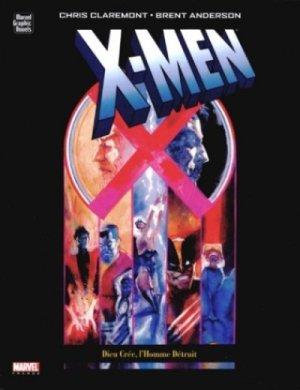 X-men - Dieu Crée, L'Homme Détruit édition simple
