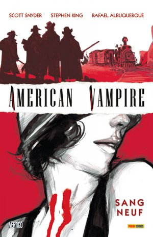 American Vampire édition TPB softcover (souple)