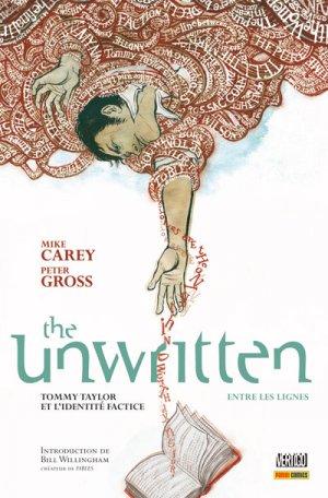 The Unwritten, Entre les Lignes édition TPB softcover (souple)