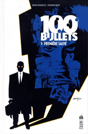 100 Bullets édition TPB hardcover (2012 - 2013)