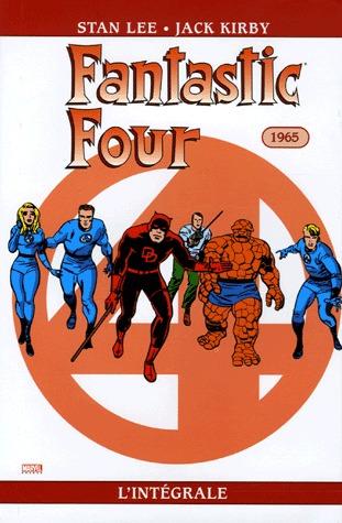 Fantastic Four # 1965