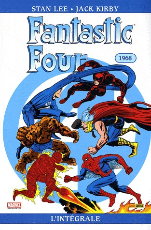 Fantastic Four # 1968