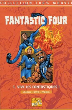 Fantastic Four édition TPB Softcover - 100% Marvel