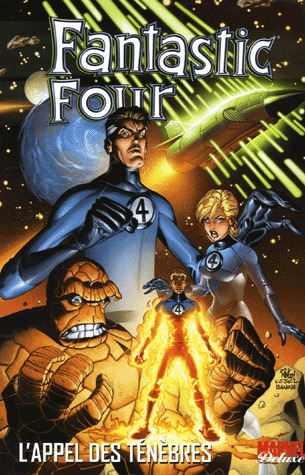 Fantastic Four édition TPB Hardcover - Marvel Deluxe (2005 - 2006)