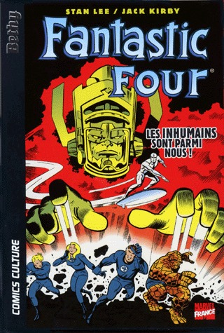 Fantastic Four édition TPB softcover (souple) (1998)
