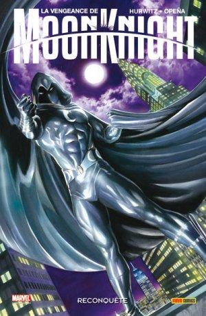 La Vengeance de Moon Knight édition TPB softcover (souple)
