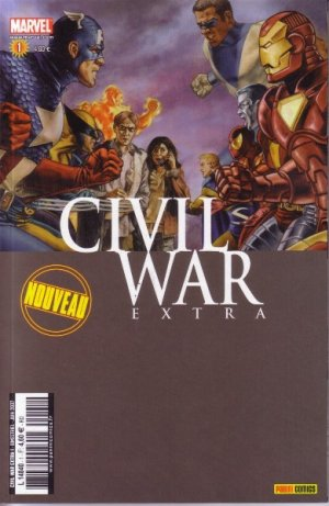 Civil War Extra édition Kiosque (2007)